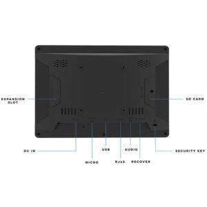 Tablet industrial 10″